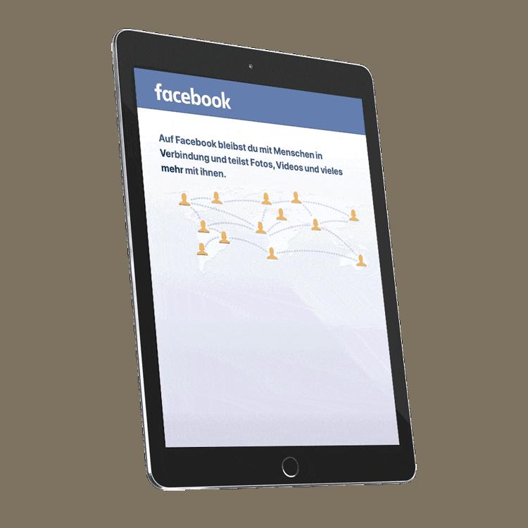Als Social-Agentur kennen wir das Onlineportal Facebook und unterstützen Unternehmen bei der Sichtbarkeit.