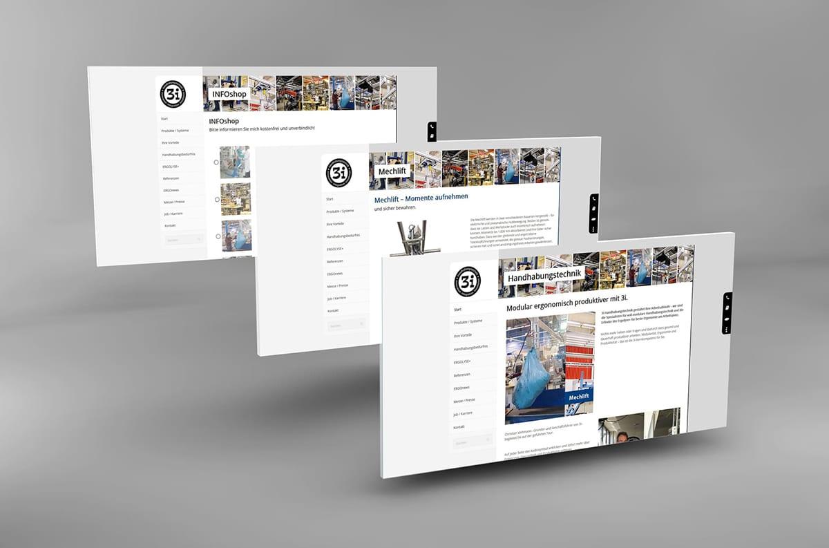 In Kassel entwickelt MAXMARK einheitliche Webprojekte in der Handhabungstechnik.
